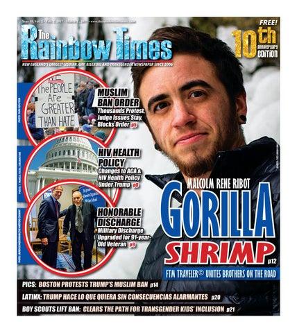84899c78ce3 Gay News 314 by Gay News - issuu