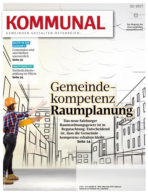 Kommunal 2/2017 by Gemeindebund - issuu