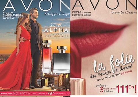 Avon Catalogue Fevrier 2017 By Promotion Au Maroc Issuu