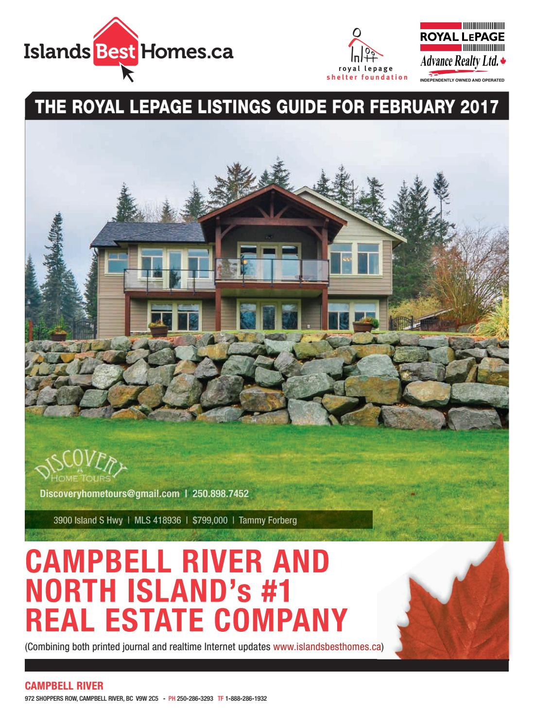 latest listing guide royal lepage advance realty latest listing guide