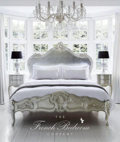 French Bedroom Co Brochure 2016 17 by frenchbedroomcompany ...