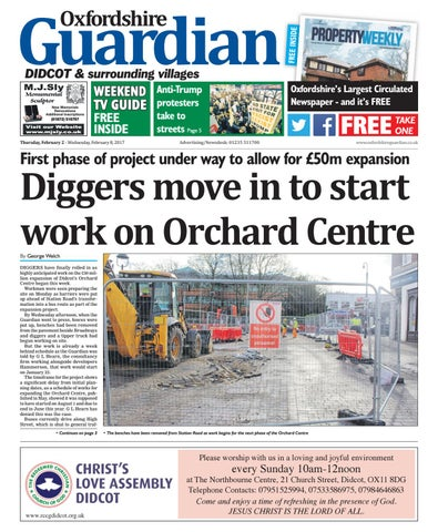 2 February 2017 Guardian Didcot By Taylor Newspapers