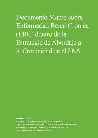 requerimientos nutricionales en pacientes con insuficiencia renal cronica