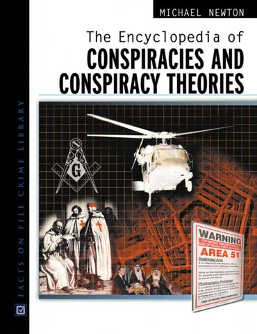 f00fb5b8827a The encyclopedia of conspiracies and conspiracy theories by Tolomei ...