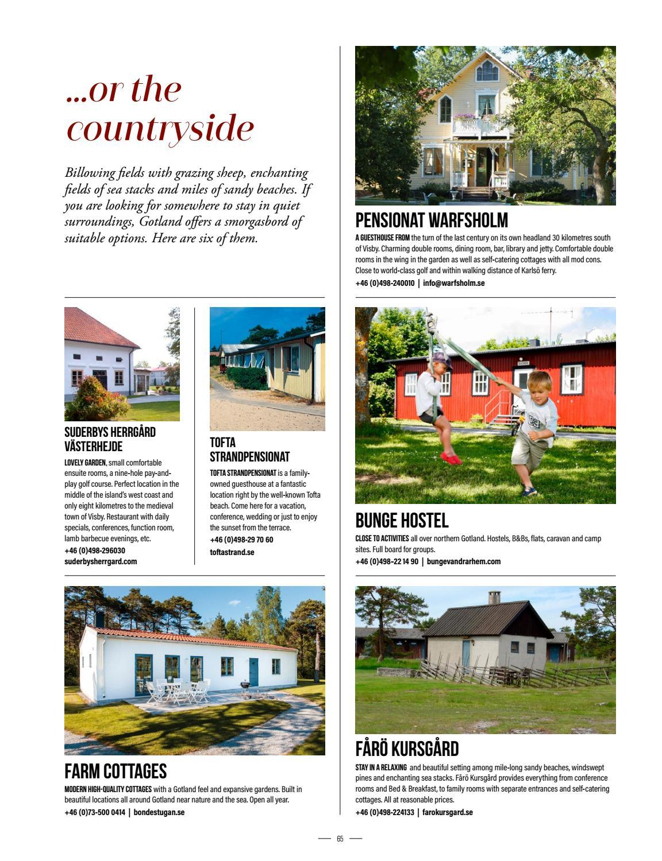 Gotland 2017 english version by glory days issuu