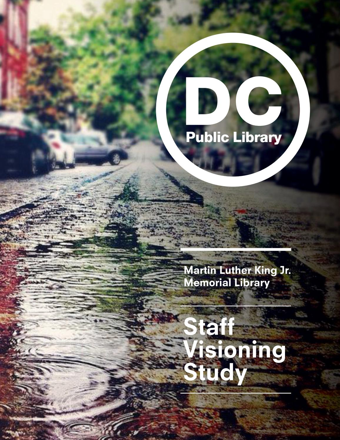 DC Public Library Design Study by Laurin Meredith - issuu