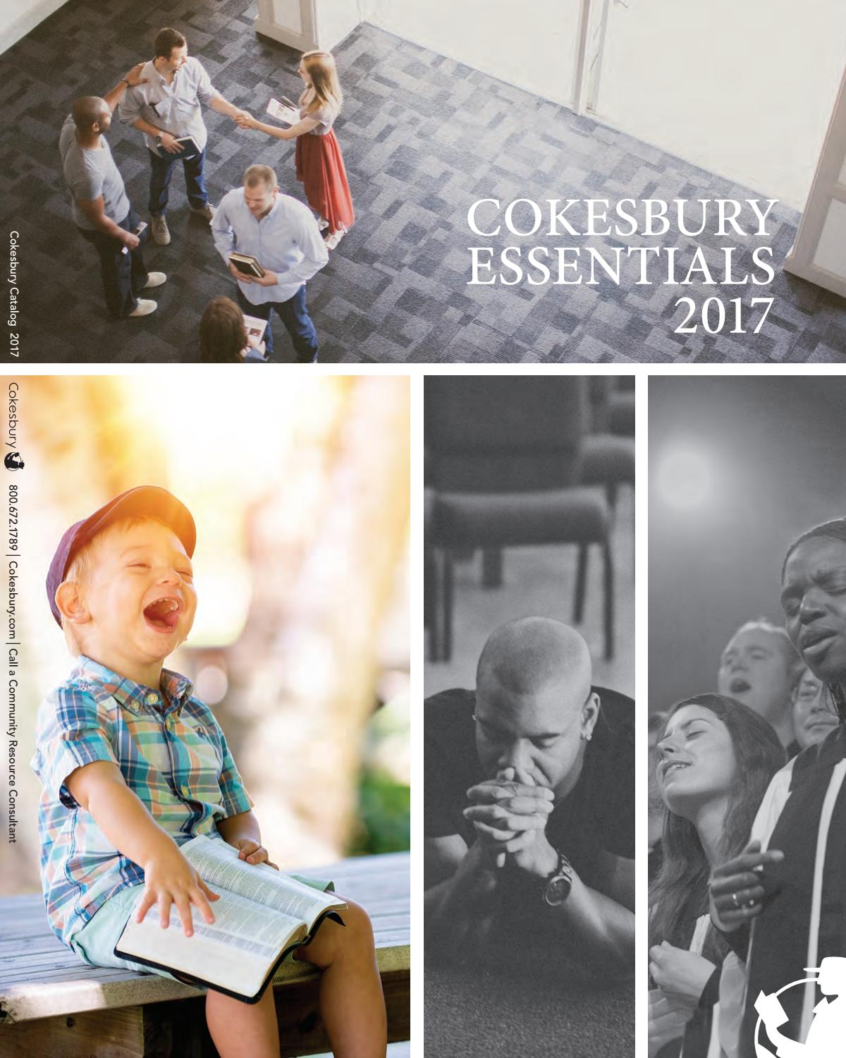 Cokesbury Essentials Catalog 2017 by United Methodist
