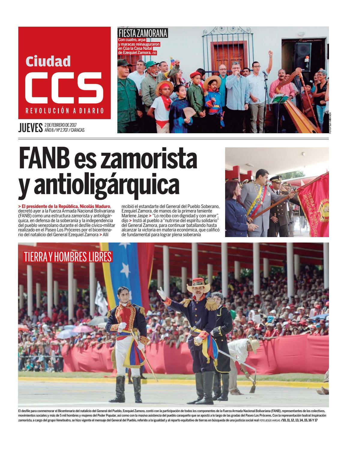 02 02 17 by Ciudad CCS - issuu 5c3cdb8910f