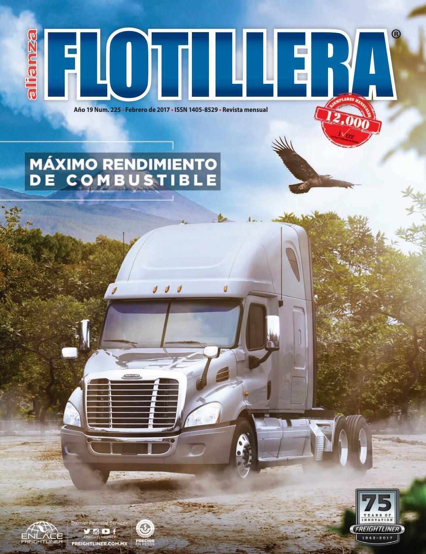 Alianza Flotillera Febrero 2017 Edición 225 by Alianza Editores - issuu