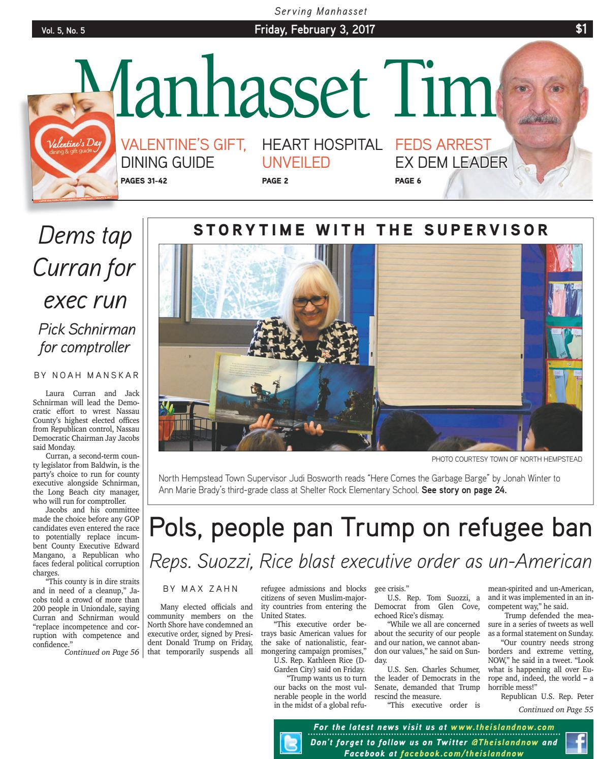 Manhasset Times 02032017 By The Island Now