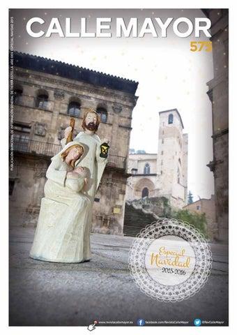 CALLE MAYOR Especial Navidad 2015-2016 by CALLE MAYOR Comunicación y ... a15fe107583