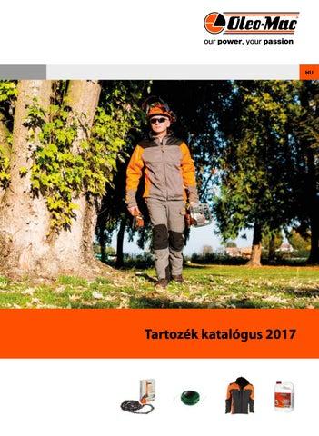7291a0032 Oleomac tartozék katalógus 2017 by OleoMac Hungary - issuu