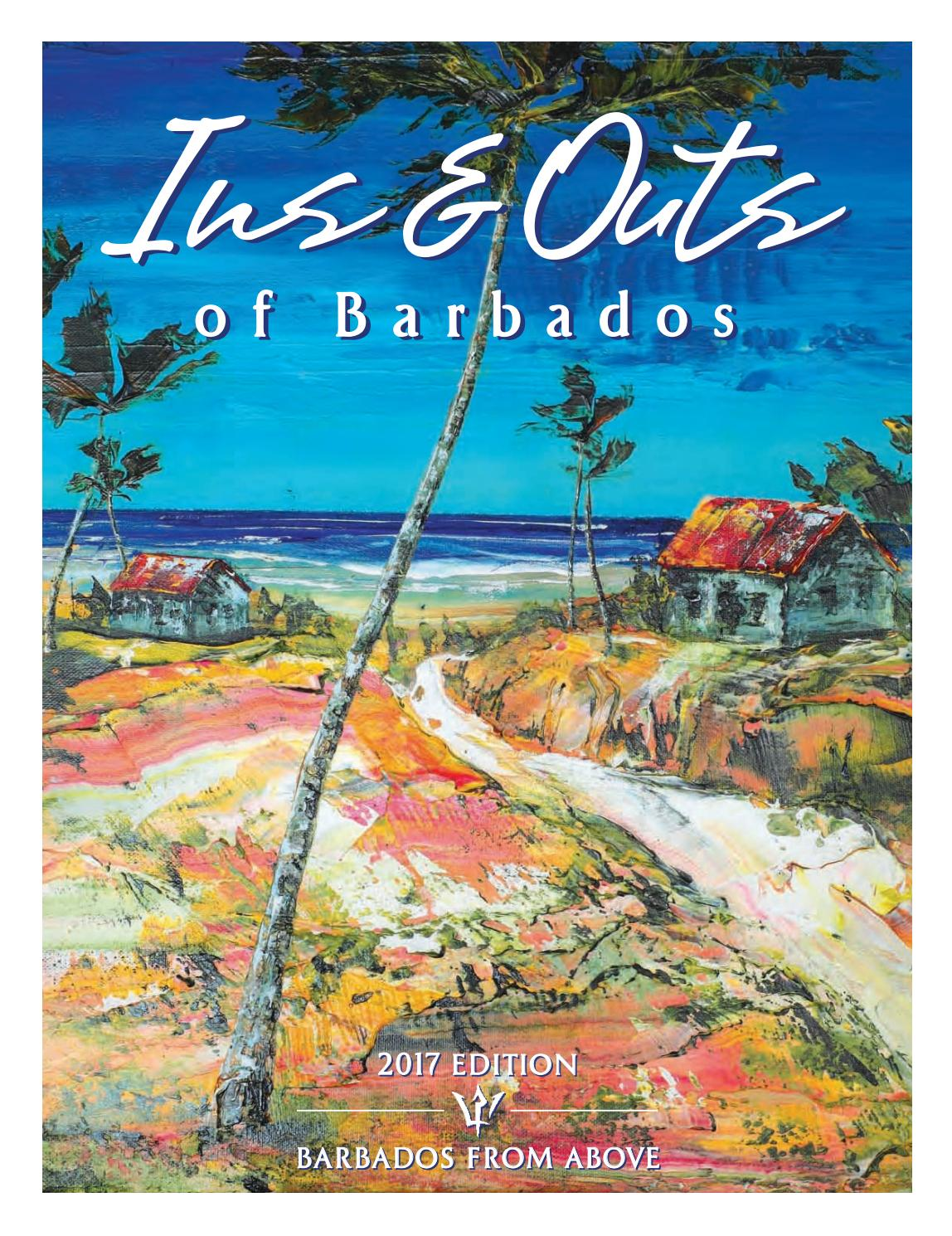Ins   Outs of Barbados 2017 Edition by Miller Publishing Co Ltd - issuu ac5a45f12498c
