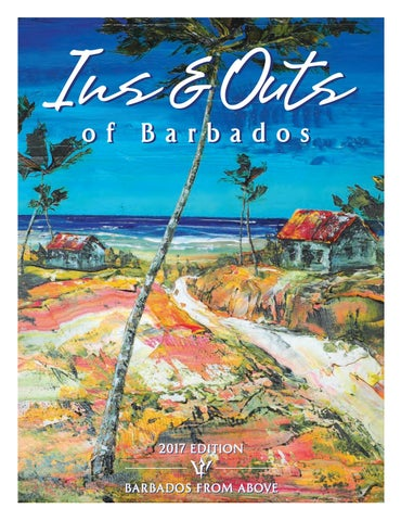Ins & Outs of Barbados 2017 Edition by Miller Publishing Co