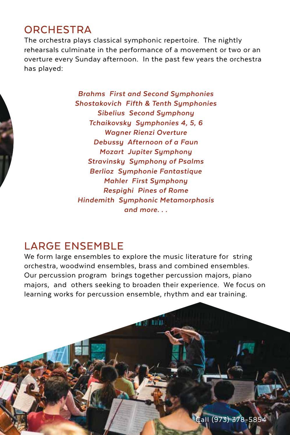 Kinhaven Music School - Summer 2017 Brochure by Kinhaven