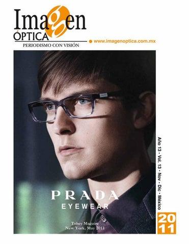 Revista Noviembre Diciembre 2011 by Imagen Optica - issuu dcc84a9f0e57