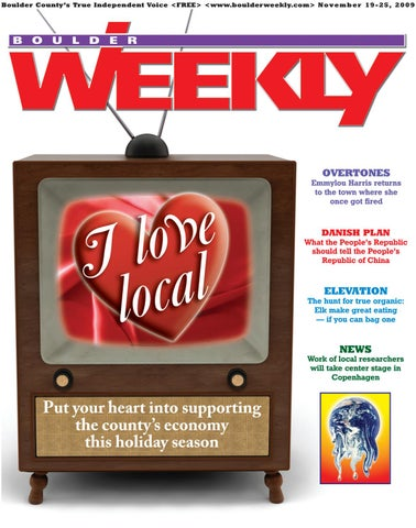 0dfe414fa0aa 11 19 09 boulder weekly by Boulder Weekly - issuu