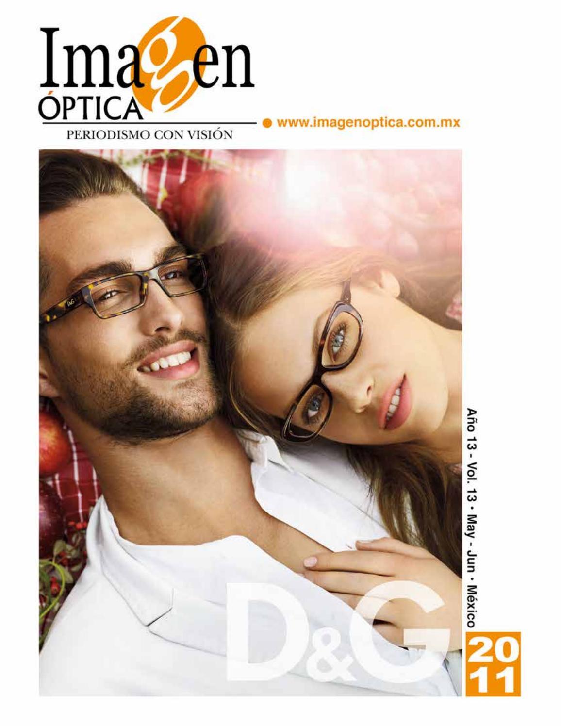 Revista Mayo Junio 2011 by Imagen Optica - issuu