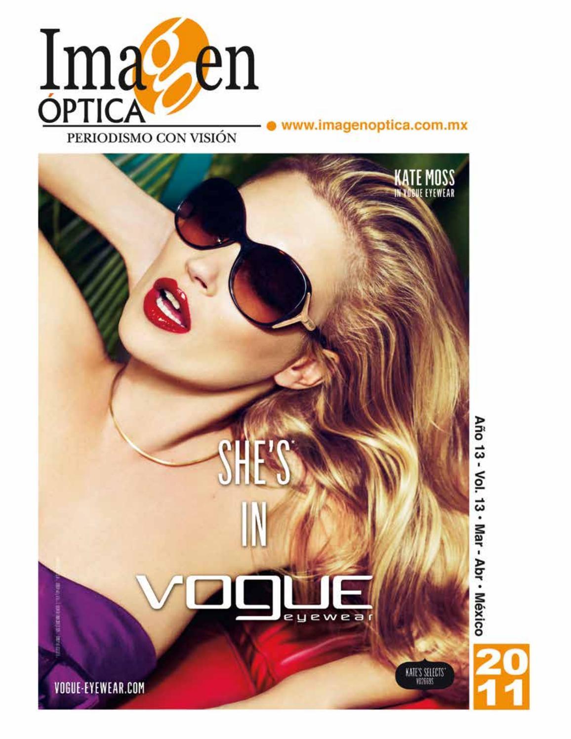 Revista Marzo Abril 2011 by Imagen Optica - issuu