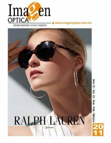 b6dfa9d3a1 Revista Enero Febrero 2011 by Imagen Optica - issuu