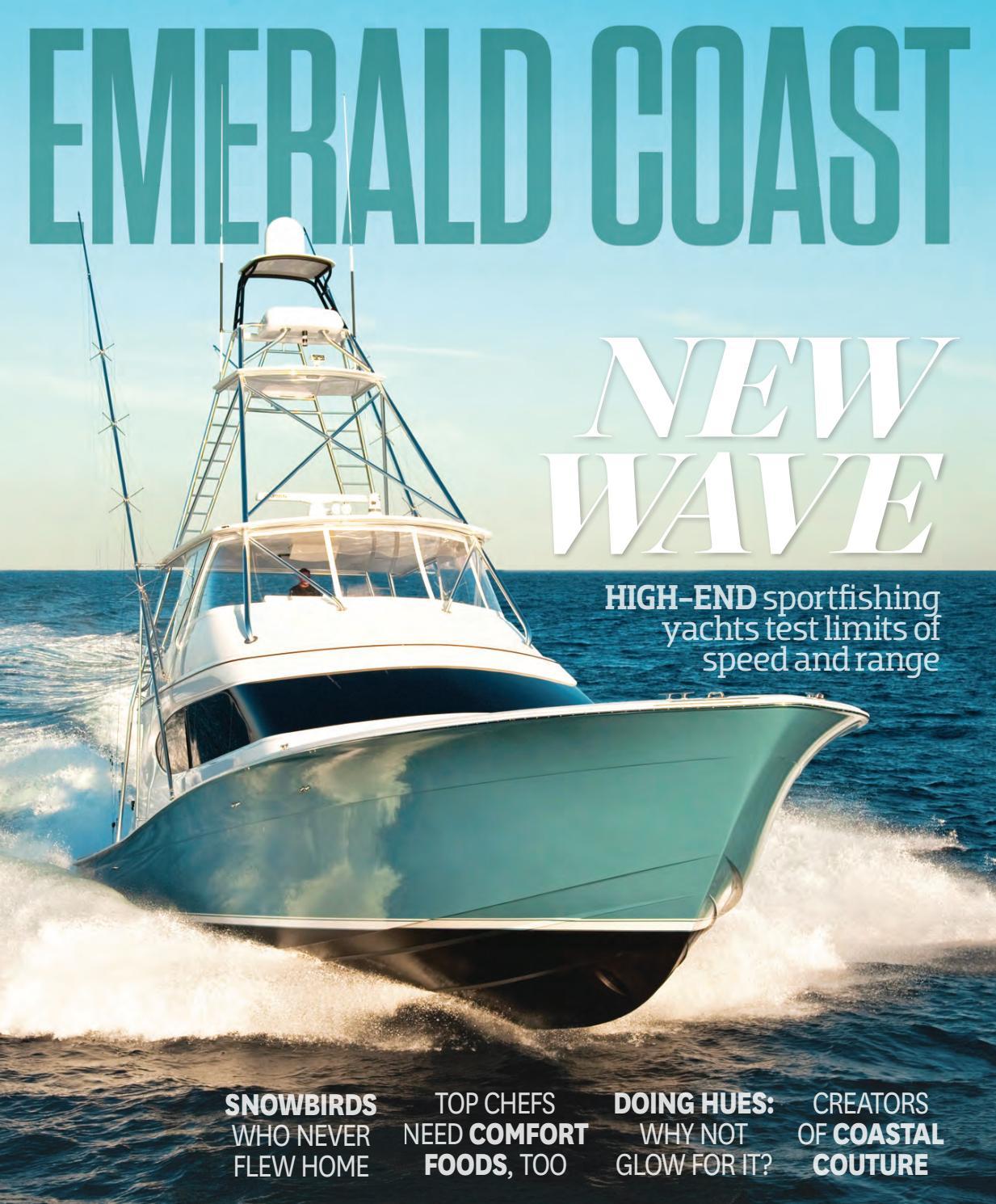 emerald coast magazine february march 2017 by rowland publishing