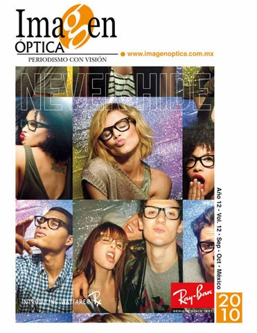 508bba5c56 Revista Septiembre Octubre 2010 by Imagen Optica - issuu