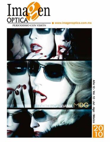 1c20b3c769 Revista Julio Agosto 2010 by Imagen Optica - issuu
