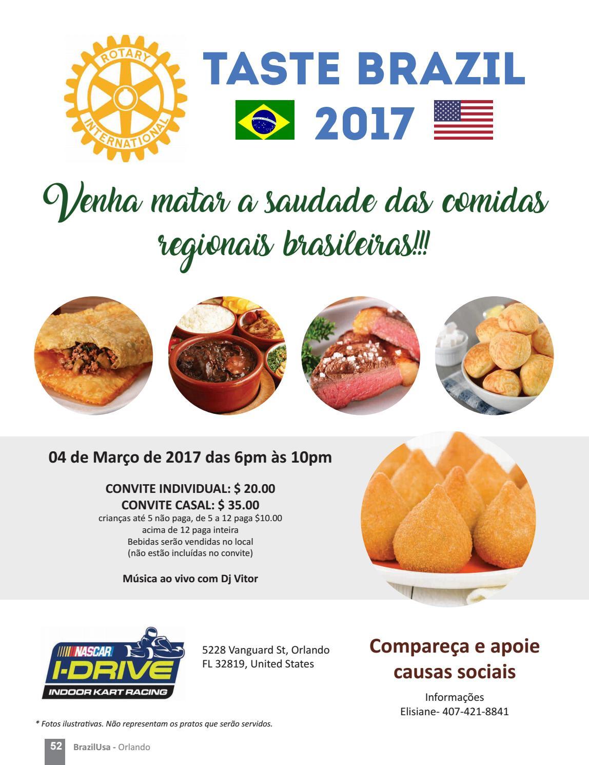 Brazilusa Orlando Edição 73 By Brazilusa Orlando Magazine Issuu