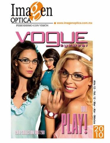 e5c5b11d2c Revista Marzo Abril 2010 by Imagen Optica - issuu