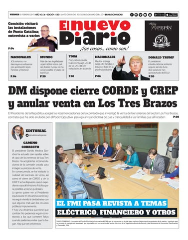 El Nuevo Diario by El Nuevo Diario - issuu 4dfa9e322ad