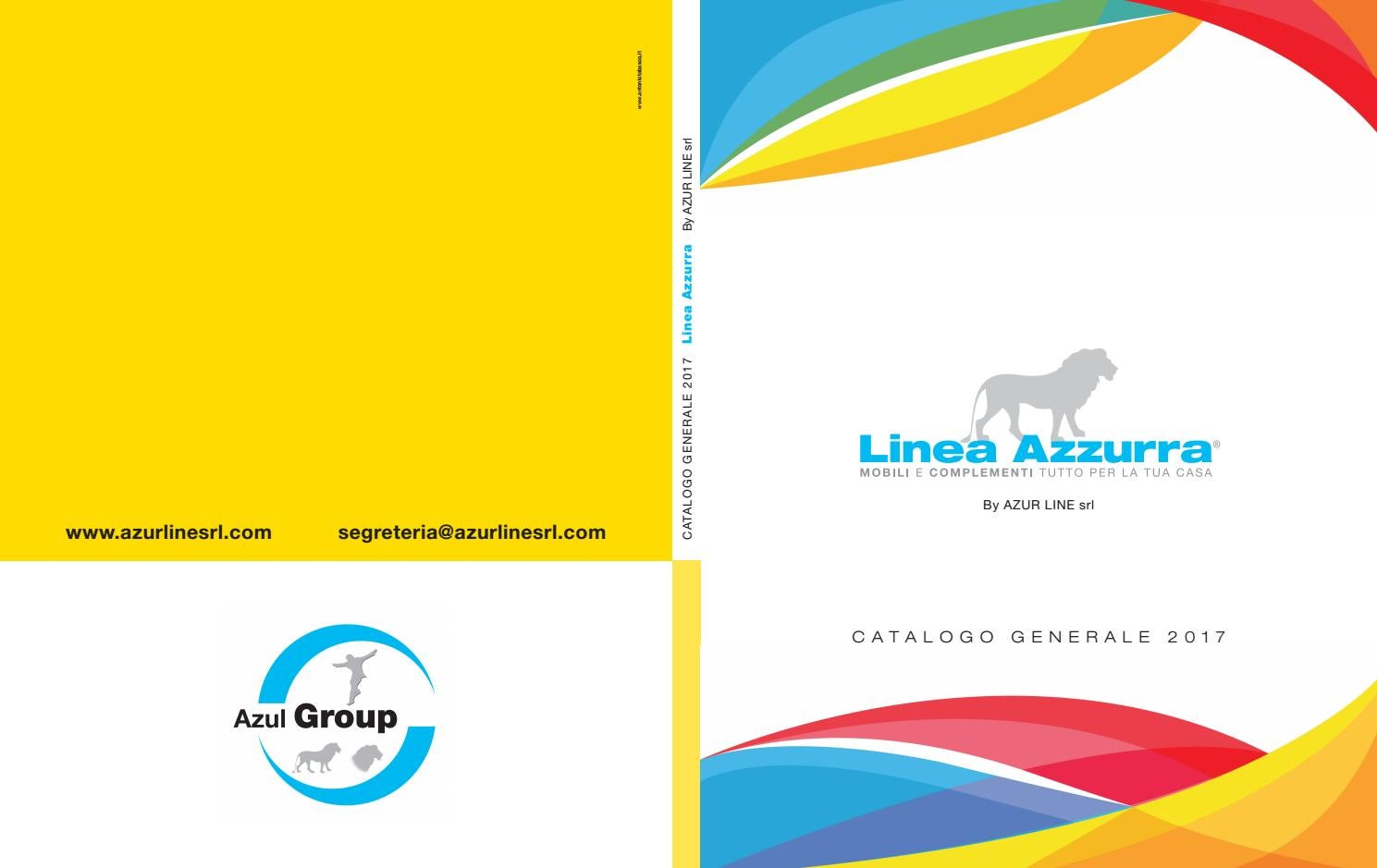 Catalogo fabbrica mobili azur line napoli by azur line s r l issuu - Linea azzurra mobili ...