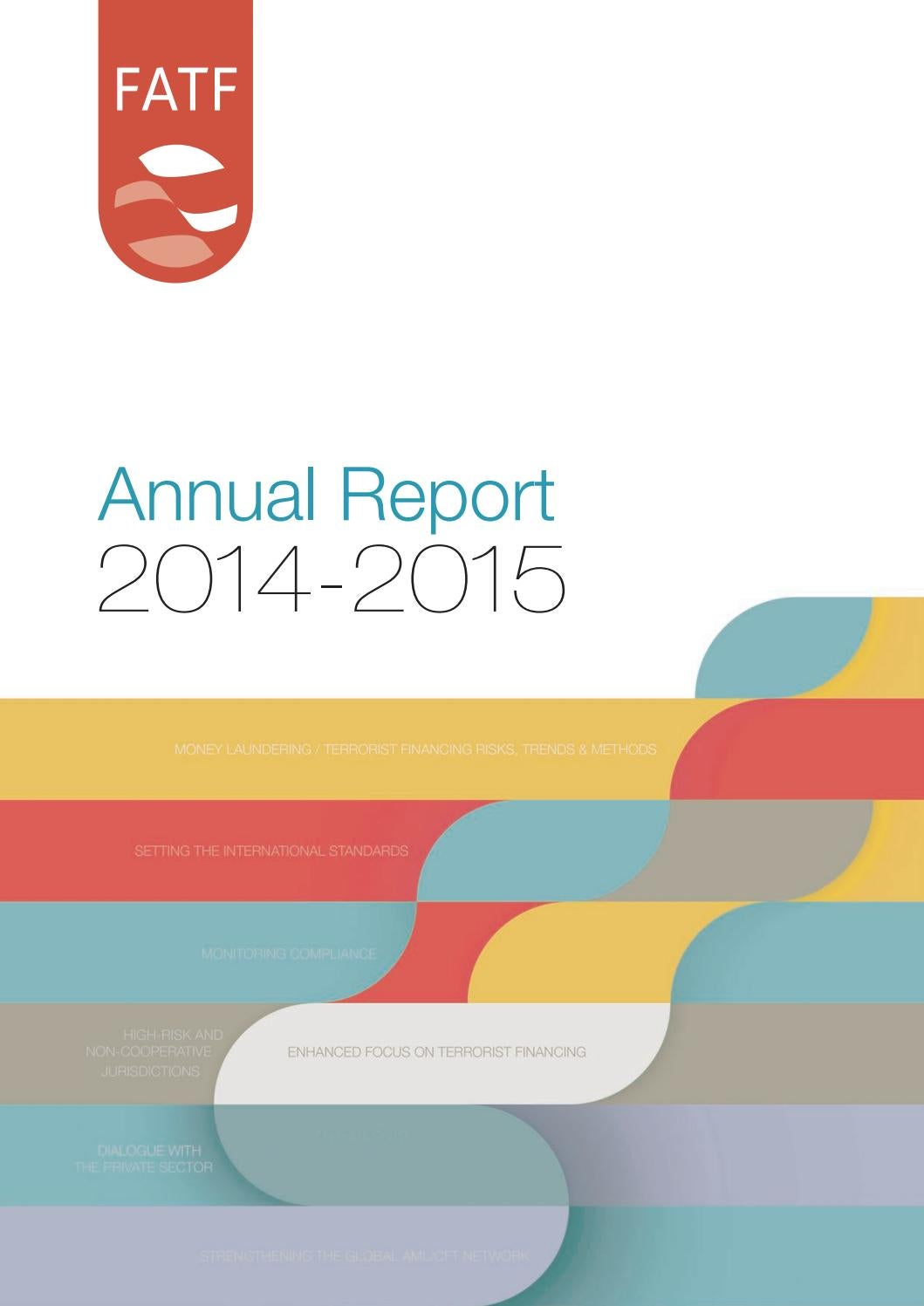 Documents Financial Action Task Force FATF – Annual Report