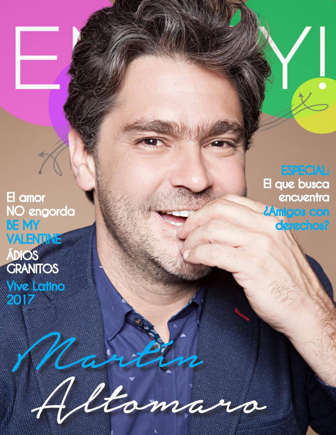 Enjoy Magazine//Febrero2017 by Enjoy Magazine - issuu