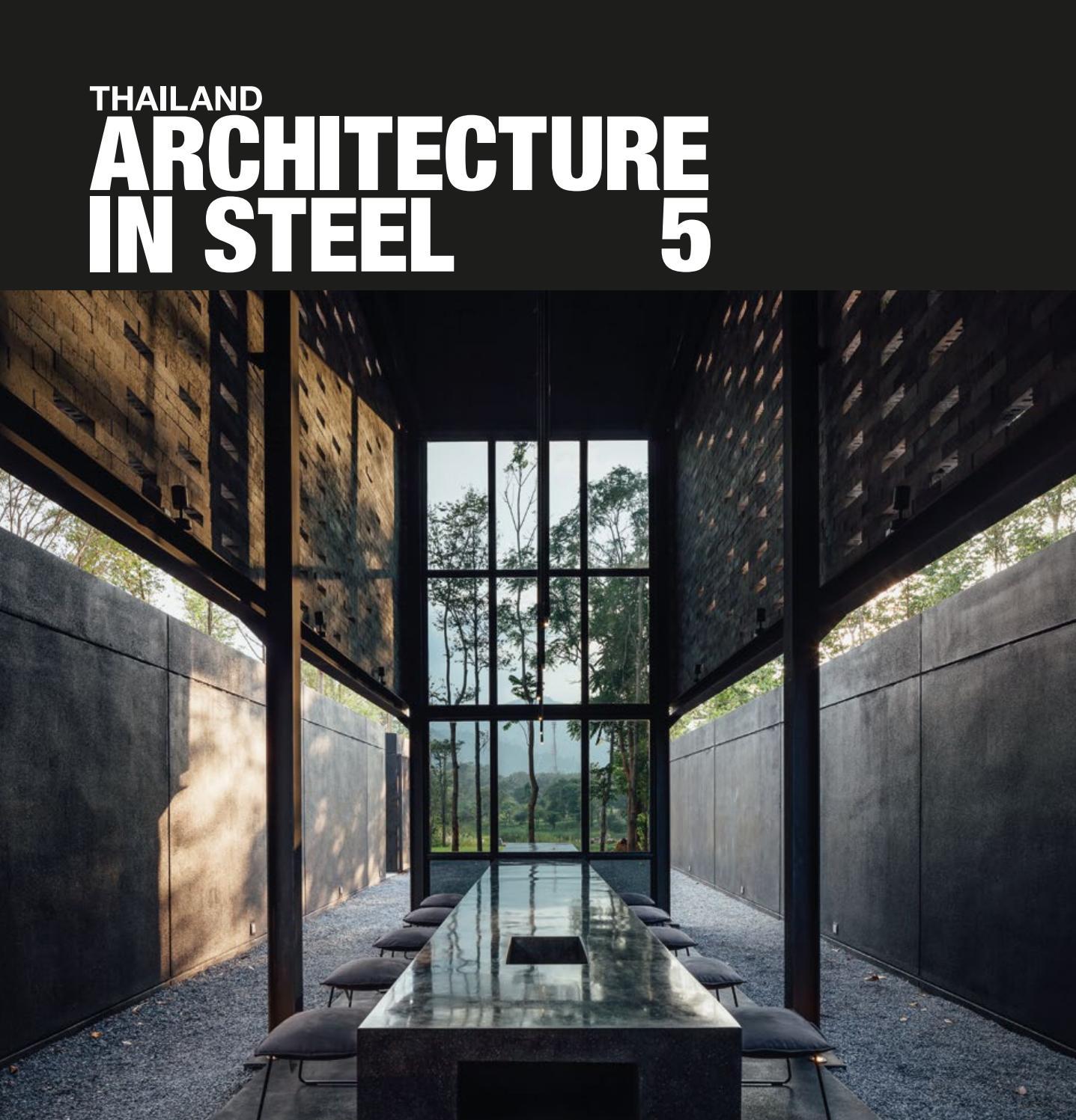 Thailand Architecture In Steel Vol 5 By Li Zenn Issuu