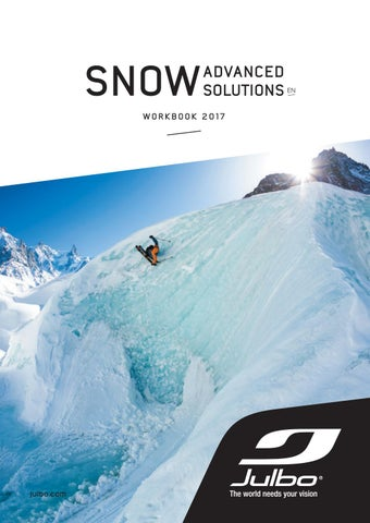 393e1a0726 Julbo fw 2017 18 catalogue by MountainBlogIT - issuu