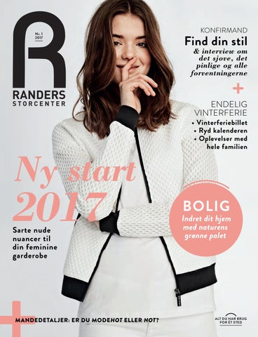 fa7a137d227 Randers Storcenter - Ny start 2017 by Randers Storcenter - issuu