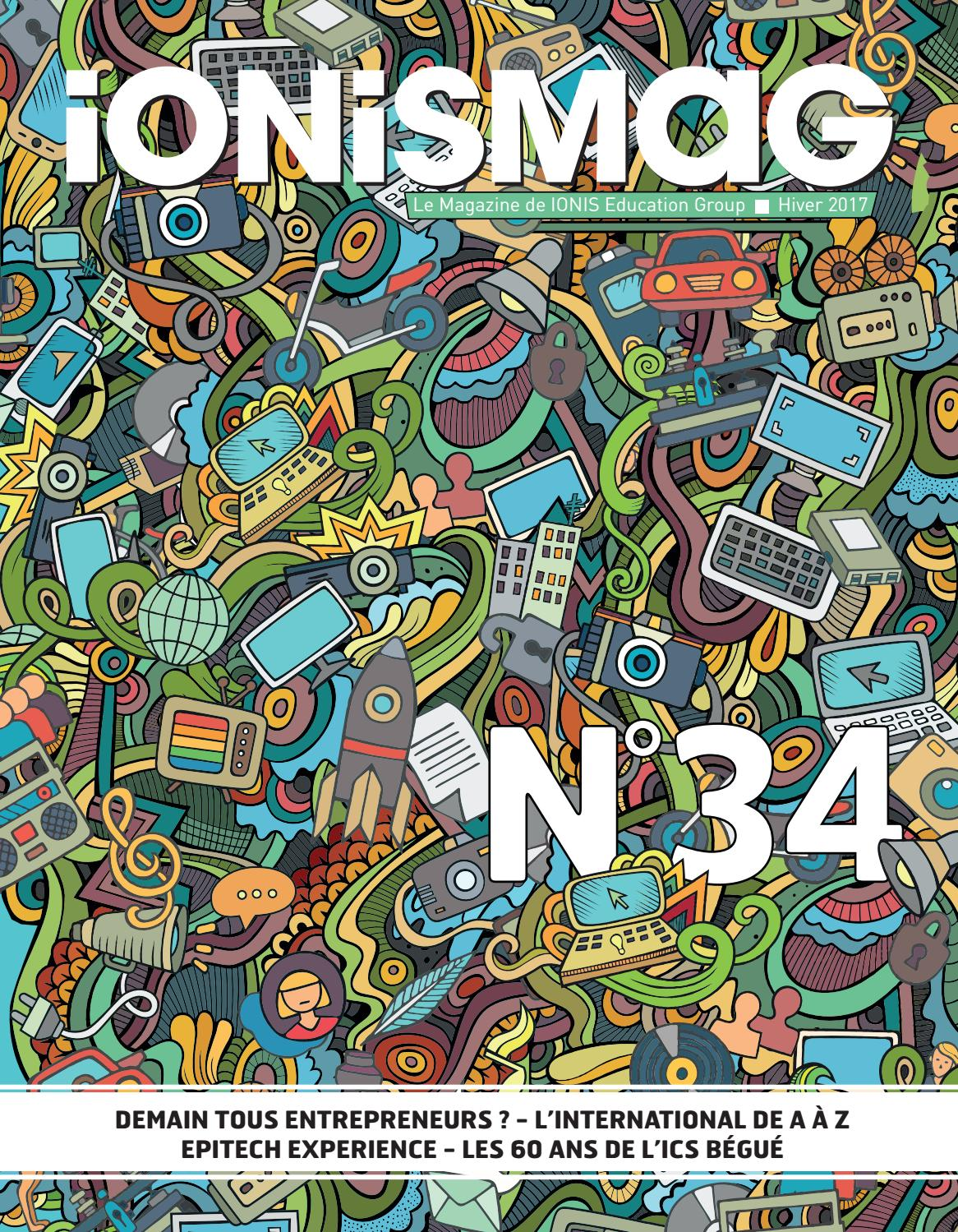 ionismag34 by ionis education group issuu