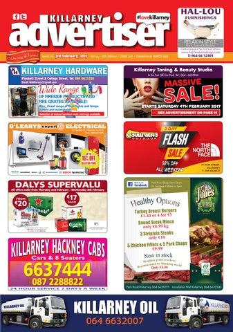 c0748824ad6c2 Killarney Advertiser February 3rd