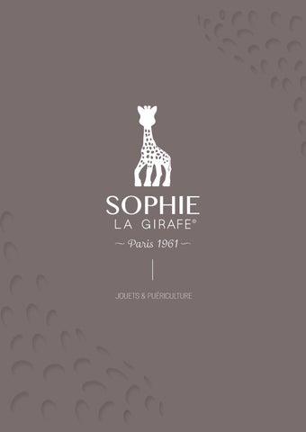 Vulli T/él/éphone Polaire Sophie la Girafe Fresh Touch