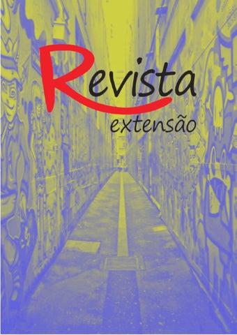 Revista Extensao 11ª Edição By Revista Extensao Revista