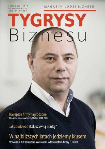 d8b9d2caeb Tygrysy Biznesu Nr 1 (2)   2017 by Tygrysy BIZNESU - issuu