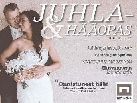 NMT Juhla-   Hääopas 2017 by NMT Kuopio - issuu 1dcccb3173