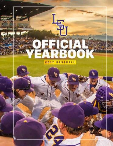 2017 LSU Baseball Media Guide by LSU Athletics - issuu f1fe21603e77