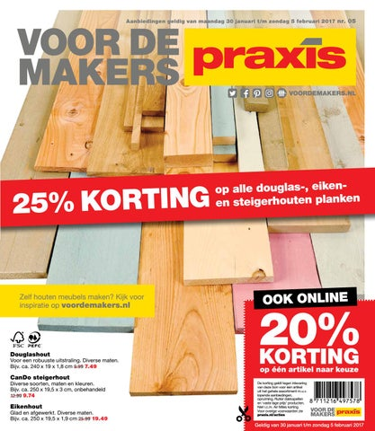 Wandplank Met Lade Karwei.Praxis Folder Folder Week 5 2017 By Publisher 81 Nl Issuu