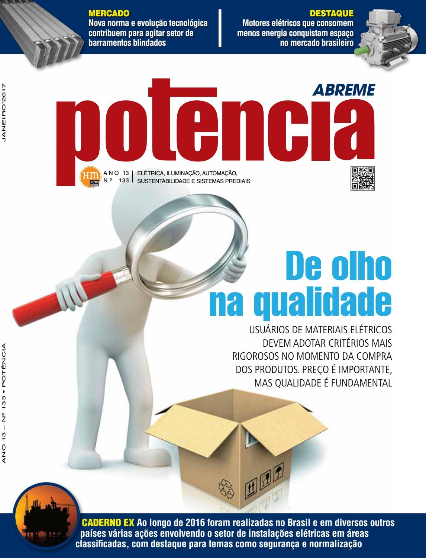 d9aef2ec379 Edição 133 da Revista Potência - janeiro de 2017 by Revista Potência - issuu