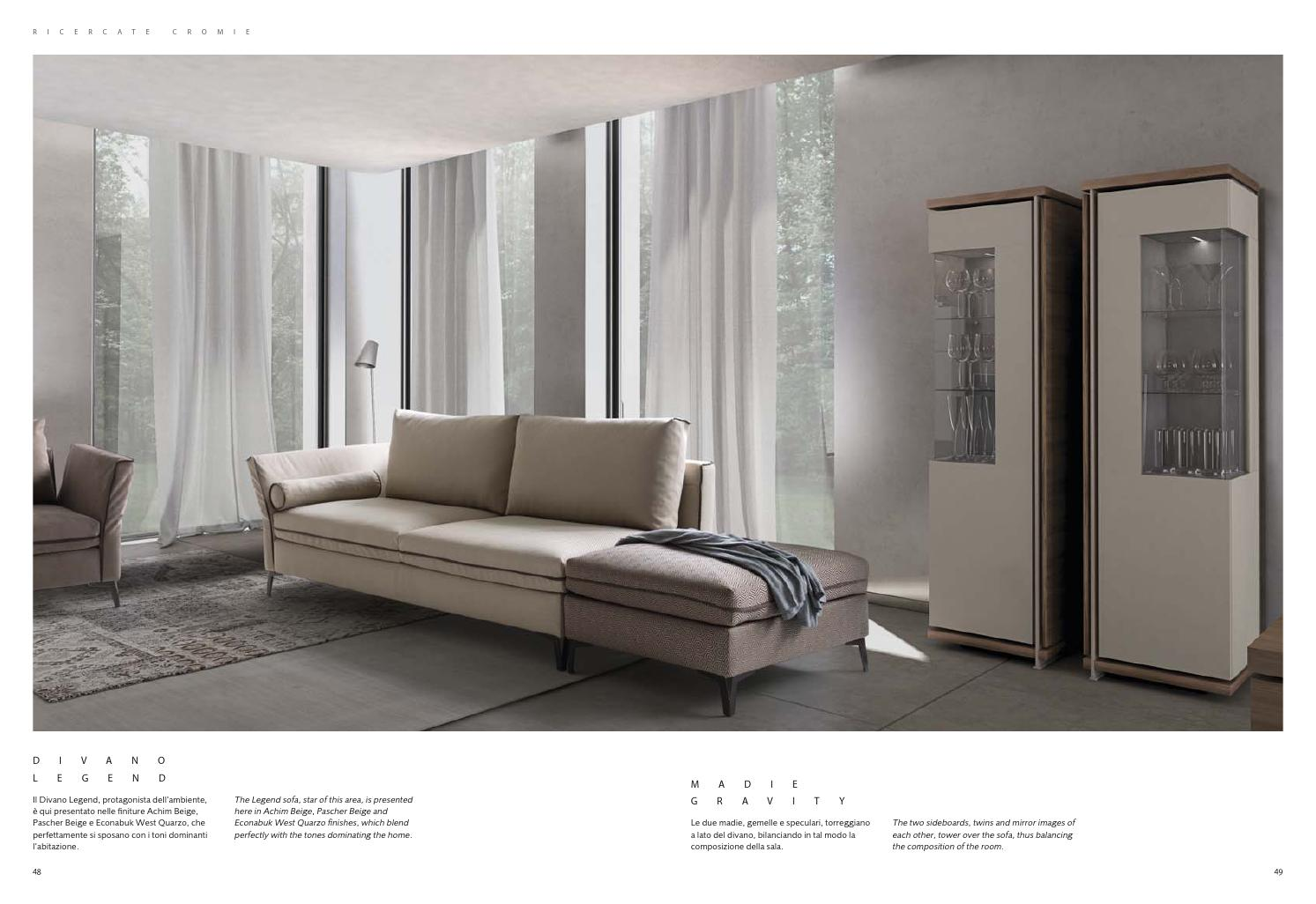 Colombini 2017 Vitalyty Luce Living Room By Beppe Calderoni