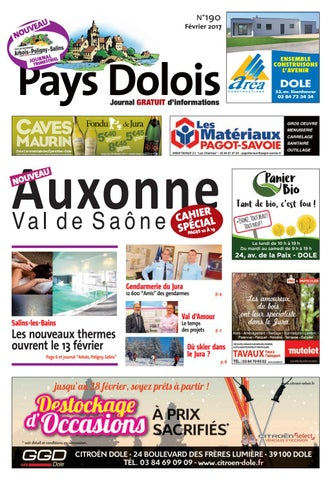 Pays Dolois 190 by PAOH - issuu 8a8ce195869a