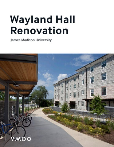 Wayland Hall Renovation James Madison University