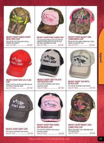 36745feb2f3f2 Musky Shop Catalog 2017 by 5 Star Marketing   Distribution - issuu
