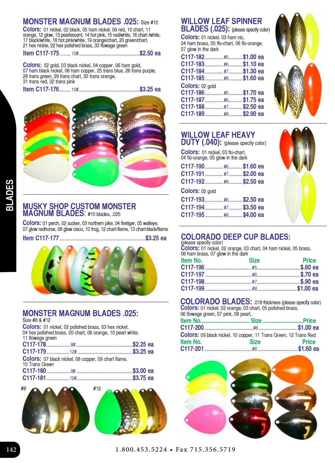Musky shop catalog 2017 by 5 star marketing distribution issuu nvjuhfo Choice Image